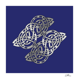 Metal Celtic Design