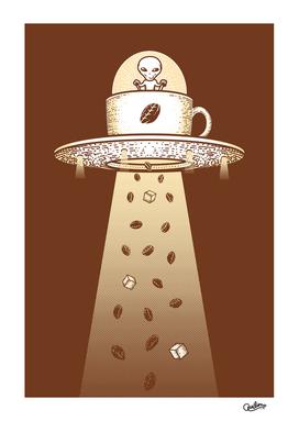 Alien Coffee Invasion
