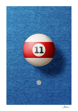 BALLS / Pool Billiard (eleven)
