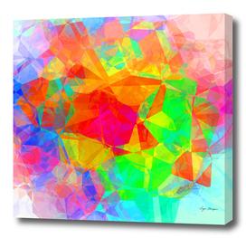 Fractal colors
