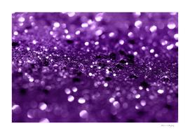 Purple Lady Glitter #1