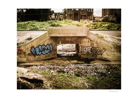 Graffiti Crossing
