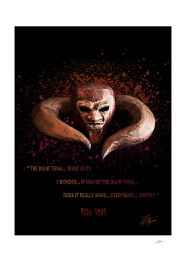 Goht's Mask | Handmade Mask Series