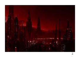 Red City Sci Fi