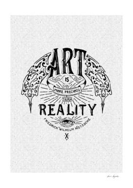 F. W. Nietzsche - Art