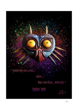 Majora's Mask | Handmade Mask Series
