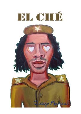 El Che and hearts 7