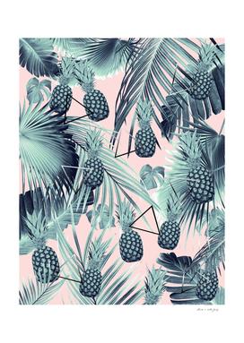 Tropical Pineapple Jungle Geo #2