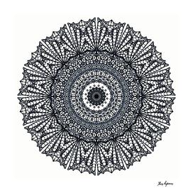 Mandala Mehndi Style G378