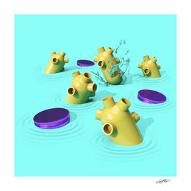 Minion Floaters