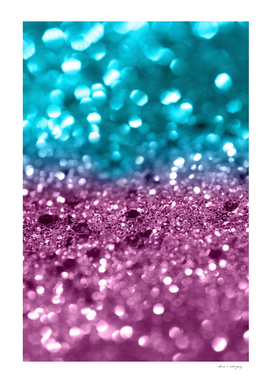 Tropical Beach Lady Glitter #5 #shiny #decor #art