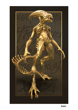 Alien Full Concept - Gold Edition