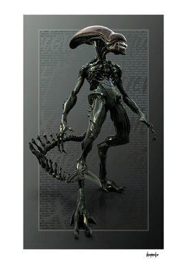 Alien Full Concept - Dark