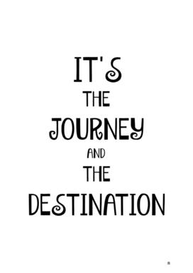 Journey/Destination