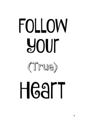 Your True Heart