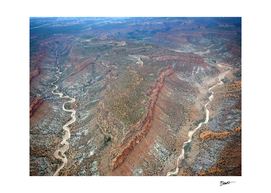Grand Canyon Bird's eye view #2