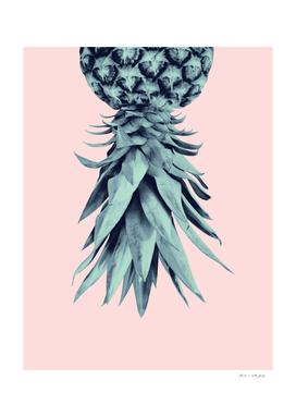 Pineapple Upside Down #2 #tropical #fruit #decor #art