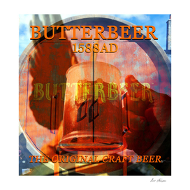 BUTTERBEER the original craft beer