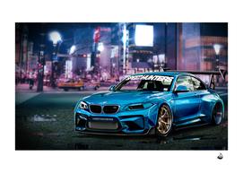 BMW M2 ON STEROIDS
