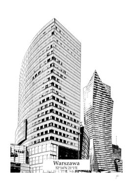 Warszawa minimal city