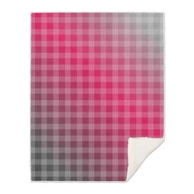 Chequered hot pink art