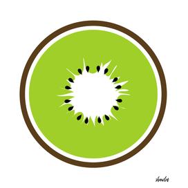 Kiwi summer fruit