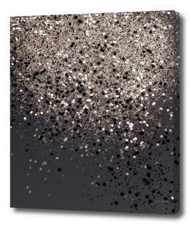 Sepia Glitter #1 #shiny #decor #art