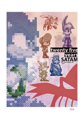 SatAM Sonic 25