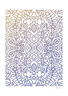 Decorative Pattern Curioos 1