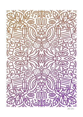 Decorative Pattern Curioos 2