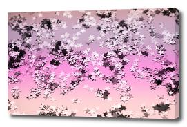 Unicorn Girls Glitter Stars #8 #shiny #decor #art