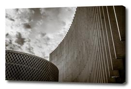 Texturized Brutalism