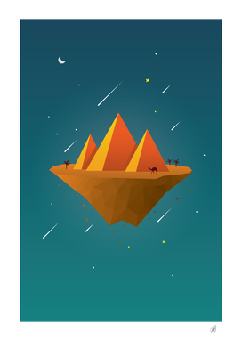 An Egyptian Sky