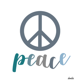 Peace- The symbol of peace