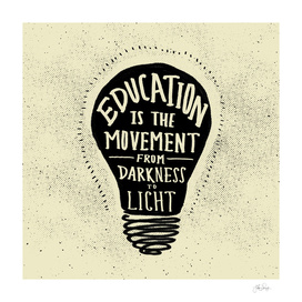 Education Light