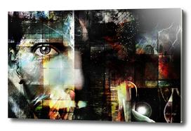 Woman Face - Surreal Art