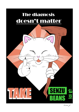 Take senzu black