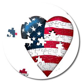 USA Heart