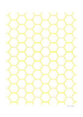 Honeycomb - Yellow #164