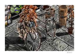 Street Floral Display-new