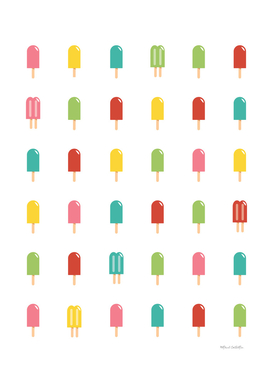 Popsicle - Retro #754