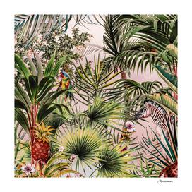 Paradisiacal tropical fantasy