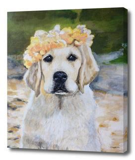portrait of Tansy