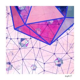 Icosahedron Geometric Shape Constellation Dream