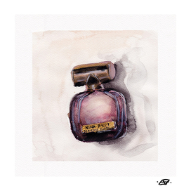 L'exctase by Nina Ricci - Perfume Bottle