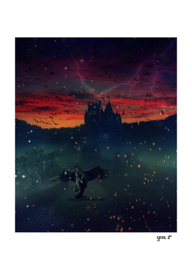 Abaddon l'ange noir de la mort by GEN Z