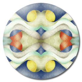Abstract Air – Blue