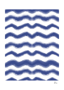 Shibori Waves