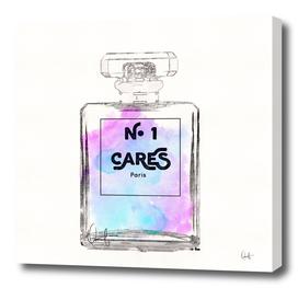 N.1 Cares Perfume-Watercolor