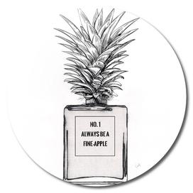 Always be a Fine-Apple